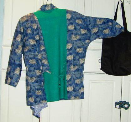 "A Little Somethin"" Jacket Pattern | Jacket Clothing Patterns"
